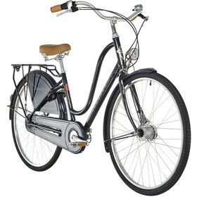 Electra Amsterdam Royal 8i Femme, dark metallic blue